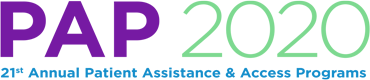 PAP 2020 – 21st Annual Patient Assistance and Access Programs