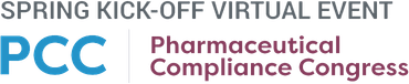 PCC Spring Virtual Event — Pharmaceutical Compliance Congress