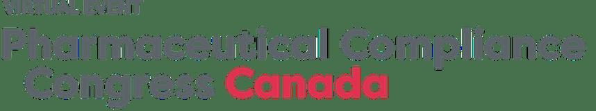 Pharmaceutical Compliance Congress Canada Virtual 2021