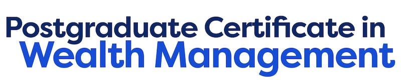 Postgraduate Certificate in Wealth Management