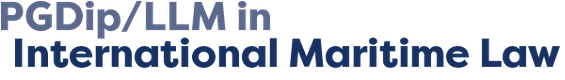 PGDip/LLM in International Maritime Law
