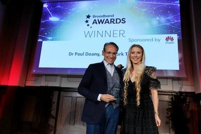 People's Choice Award - WINNER: Paul Doany, CEO, Turk Telekom
