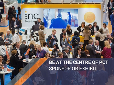 Be At The Centre of PCT: Sponsor or exhibit