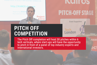 Pitch Off Competition