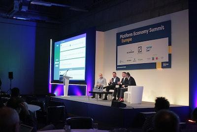 Platform Economy Summit Europe - panel session