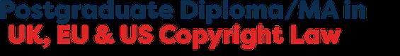 PGDip UK, EU & US Copyright Law