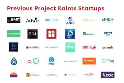 Previous Startups 1
