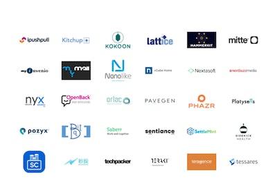 Previous startups 2