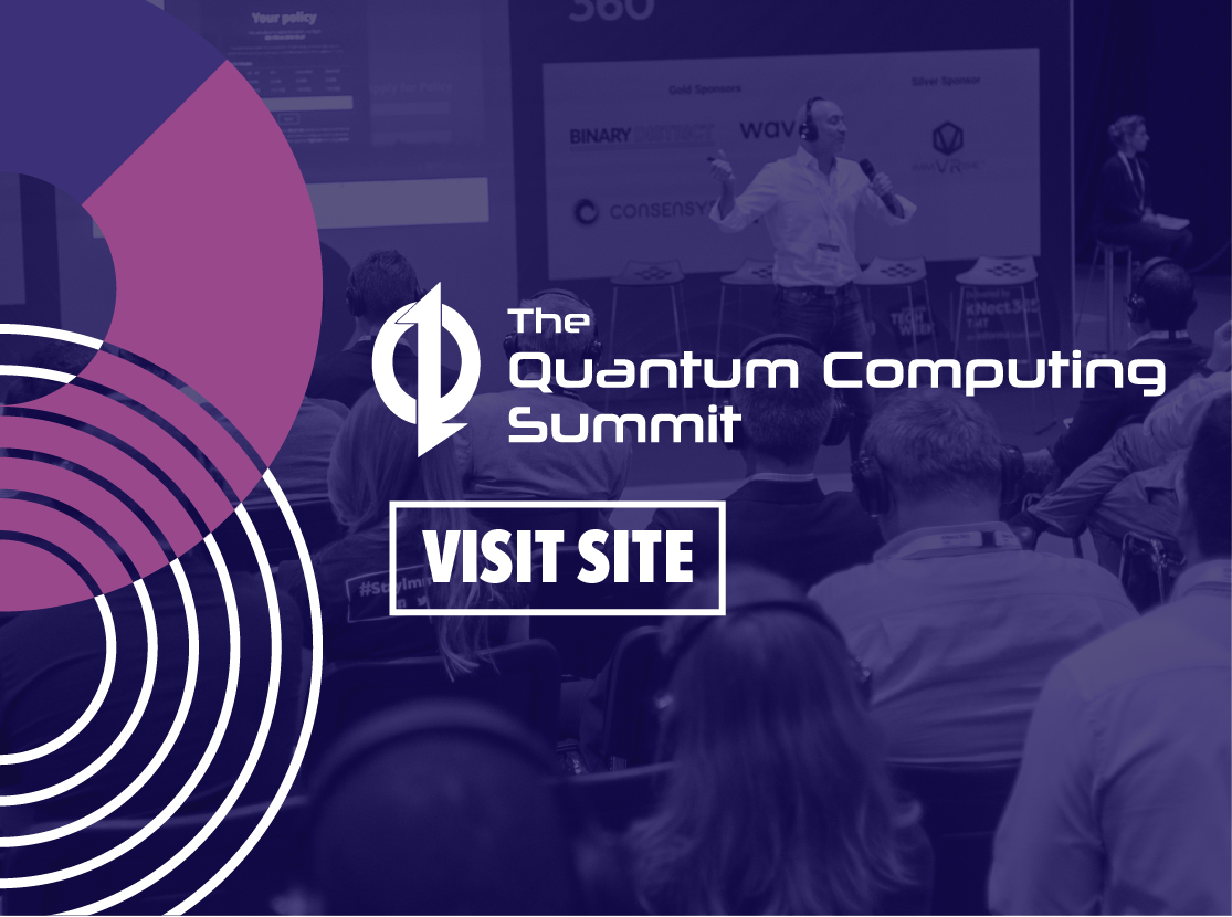 The Quantum Computing Summit - part of TechXLR8 2020