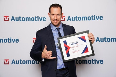 TU-Automotive Detroit Awards 2019 - Nomination