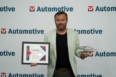 TU-Automotive Detroit Awards 2019 - Winner