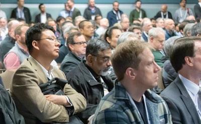 RISC-V Conference shot