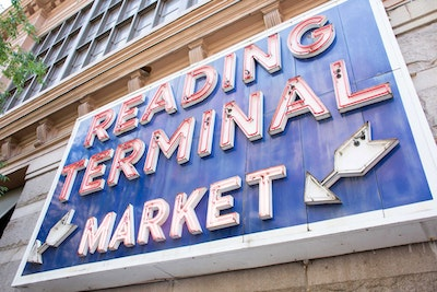 Reading Terminal Market - Philadelphia