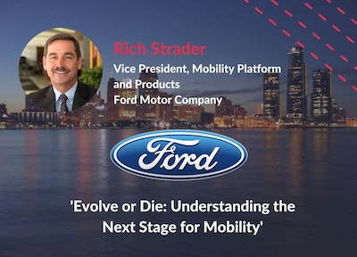 Rich Strader of Ford Motor Company