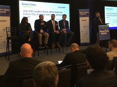 City CIO Leaders Panel