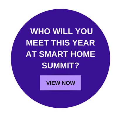 smart home summit 2018 attendee list