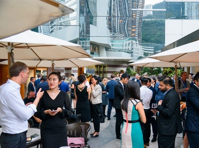 Networking - SuperReturn Asia