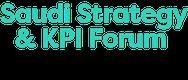 Saudi Strategy & KPI Forum