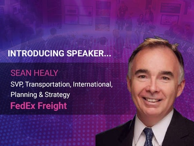 Sean Healy, FedEx Freight
