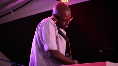 Black Coffee DJ Set