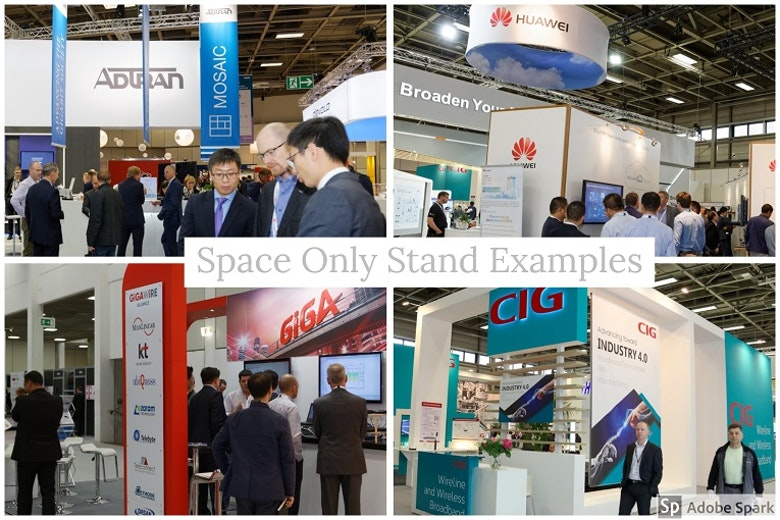 Exhibition Stand Fitting Jobs : Welcome to the exhibition manual for broadband world forum 2018