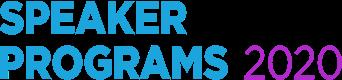 Speaker Programs 2020