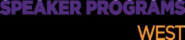 Speaker Programs West
