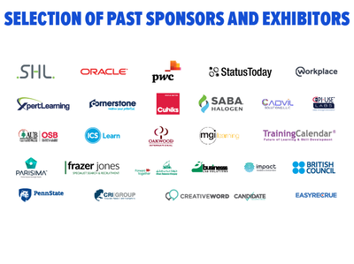 Sponsors at HRSE 2018