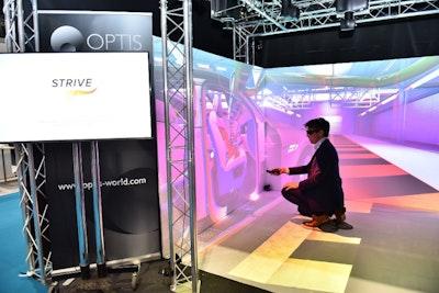 Optis VR Experience