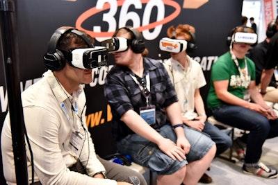 Car Crash VR Experience