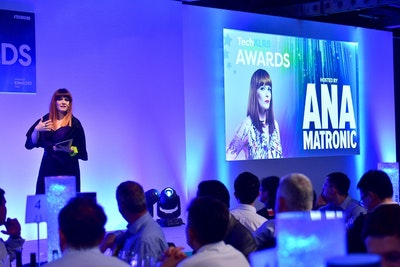 ana matronic techxlr8 awards