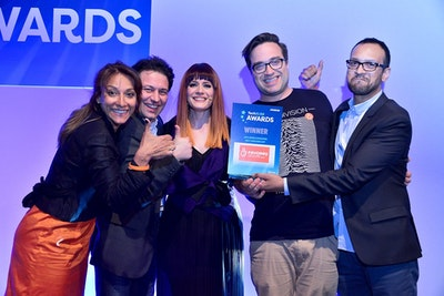 5G World Awards Ceremony Winners
