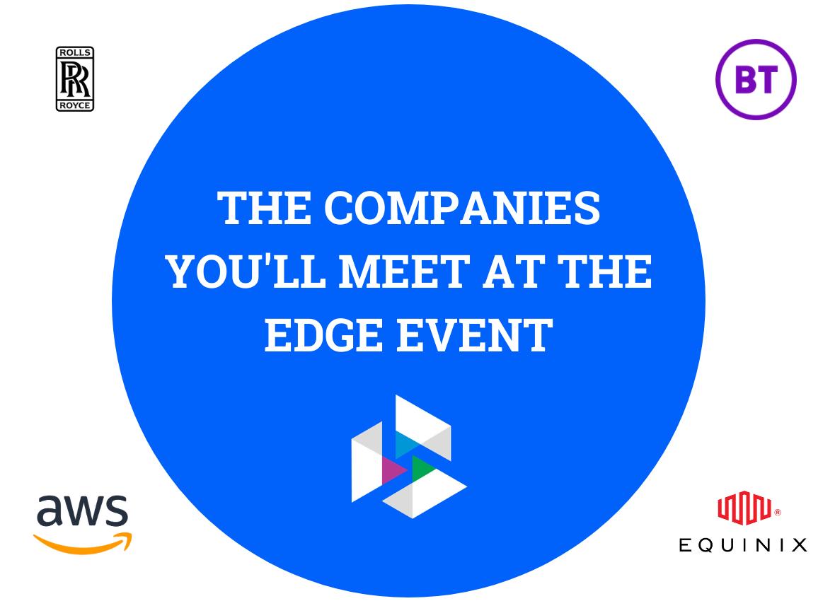 a full edge ecosystem event, The Edge Event