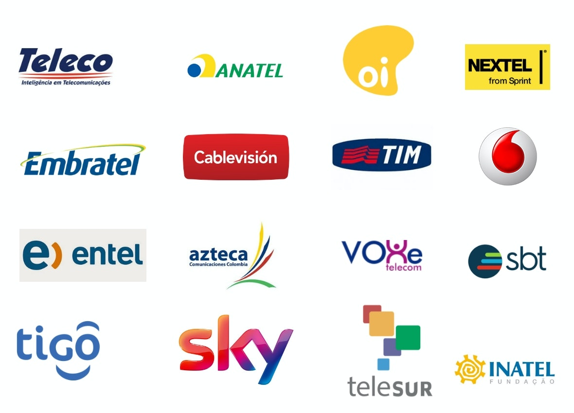 5G Latin America Attendees