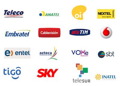 5G & LTE Latin America Attendees
