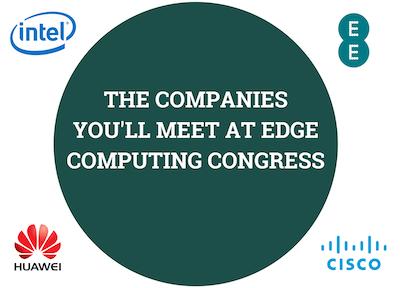 Edge Computing Congress Attendees