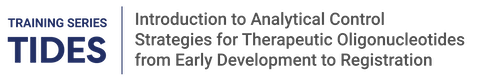 Introduction to Analytical Control Strategies for Therapeutic Oligonucleotides