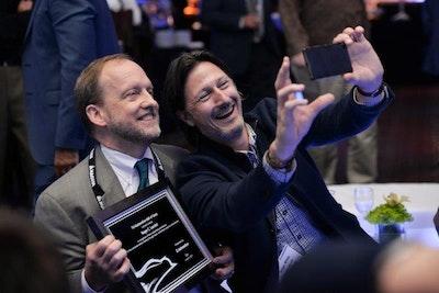 Photo of TU-Automotive Awards