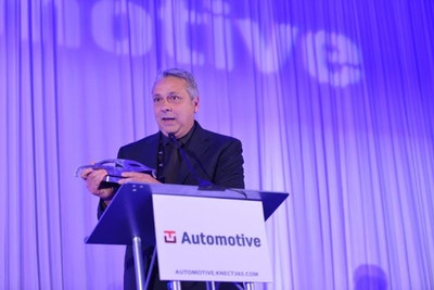 TU-Automotive Detroit Awards 2019 - Nino
