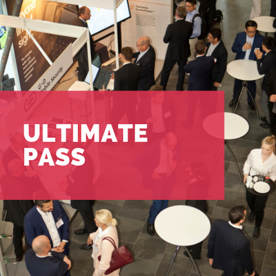 Book your Ultimate Pass today at TU-Automotive Detroit Conference & Exhibition.