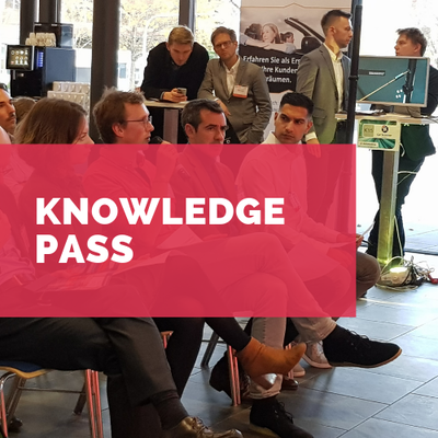 Book your Knowledge Pass Today