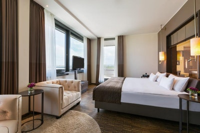 Infinity Hotel - Room