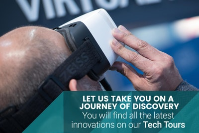 Discover the latest innovations on a BBWF tech tour