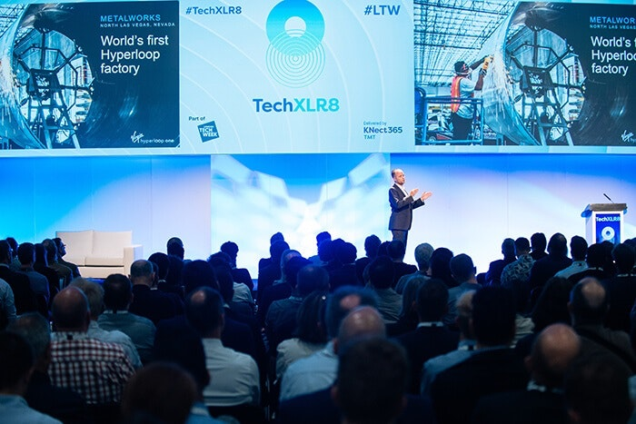 TechXLR8 Headliners Stage
