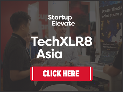 Startup Elevate Asia at TechXLR8 Asia in Singapore