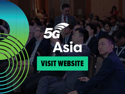 5G Asia. Join APAC's only 5G event this September 18th - 20th