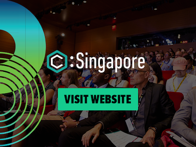 Consensus Singapore,  2 ½ days of powerful blockchain technology and crypto asset insights, industry announcements, and cross-industry networking opportunities.