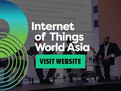IoT World Asia, make IoT adoption a reality