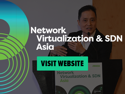 NV & SDN. Join the only dedicated NFV and SDN event in APAC