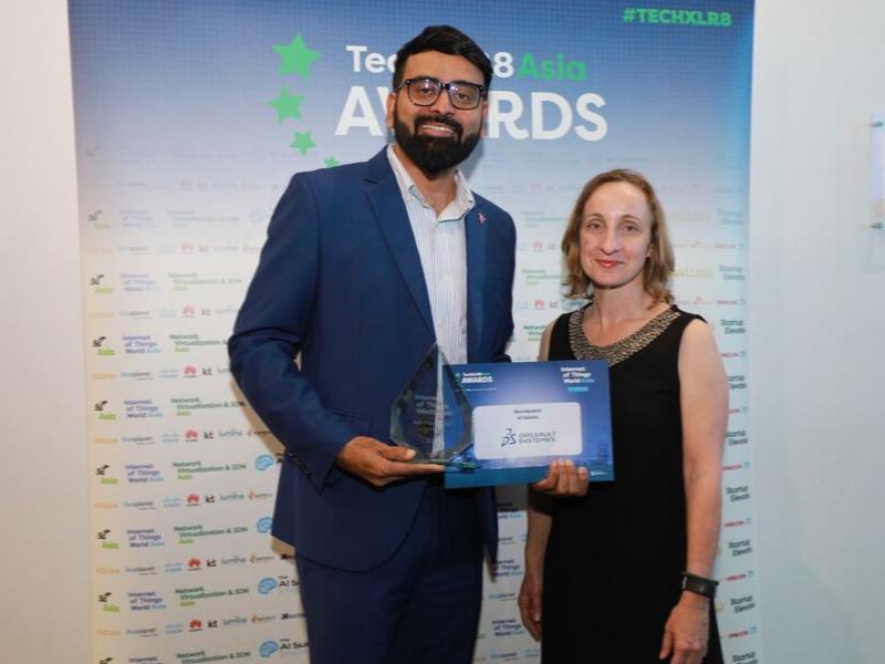 Award Winner at the TechXLR8 Asia Awards